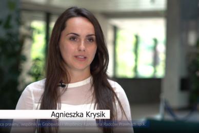 Agnieszka Krysik - wideo